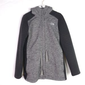 The North Face Sweater Jacket Two Tone